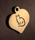 Медальон для котов и кошек всех пород
