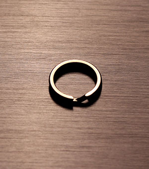 Ring 12 mm. for tag.