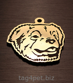 Tag for dog breeds Great Pyrenees