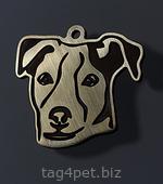 Медальон для собаки Джек Рассел терьер