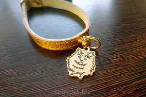 Tag for cats Persian