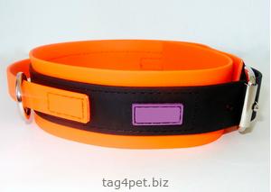 Biothane BETA 50 мм с ручкой, оранжевый