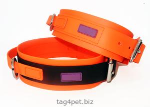 Dog collar Biothane