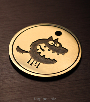 Strong tag Crocodog